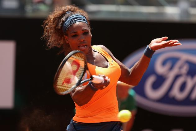 Serena Williams Defeats Victoria Azarenka to Win 2013 Rome Masters