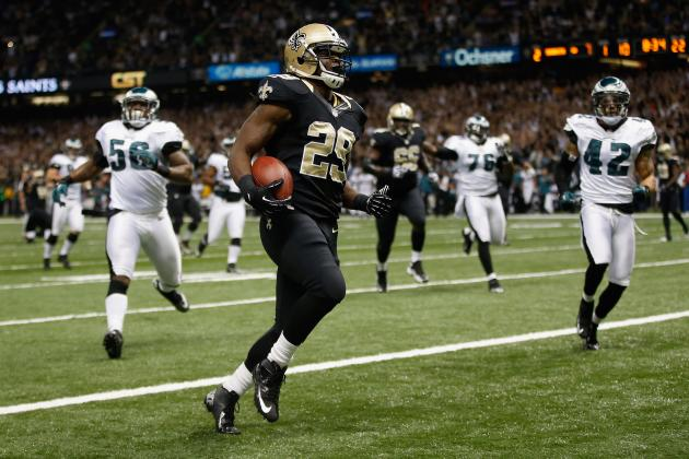 2013 Fantasy Football Profile and Projection: Jets RB Chris Ivory