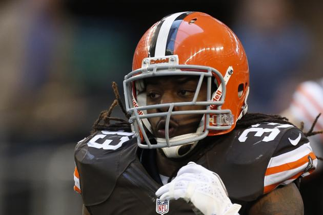 Trent Richardson Won't Be Prosecuted for Assault That Resulted in Lawsuit