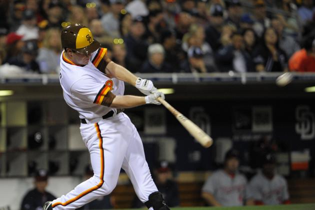 10 Questions: Padres' Jedd Gyorko Stays Consistent in Approach