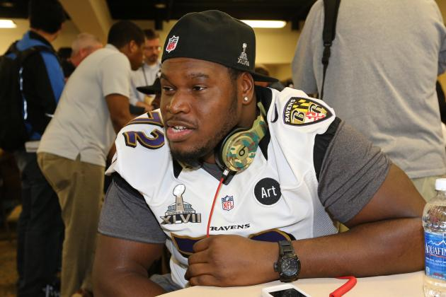 Osemele Used Writing, Football to Deal with Hardships