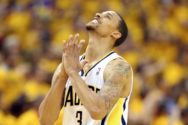 Indiana's George Hill Releases 'All Gold Everything Pacers' Rap Song