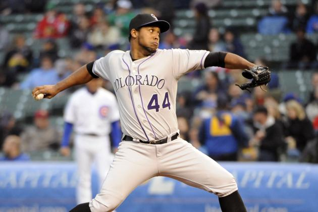 Juan Nicasio Must Show His Stuff During Games