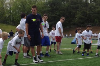 New England Patriots Bring Smiles to Hundreds of Youngsters in Newtown