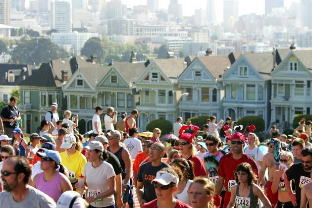 Bay to Breakers 2013 Results: Men's and Women's Top Finishers and Best Photos