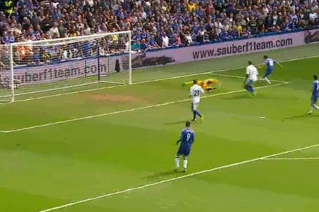 Mata Gives Chelsea 1-0 Advantage