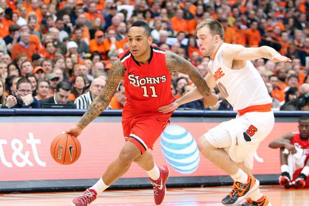 Troubled Harrison Must Show He's Changed to Return to SJU