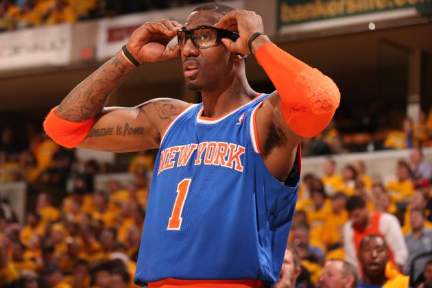 Amar'e Stoudemire Questions Role with New York Knicks After Disappointing Season