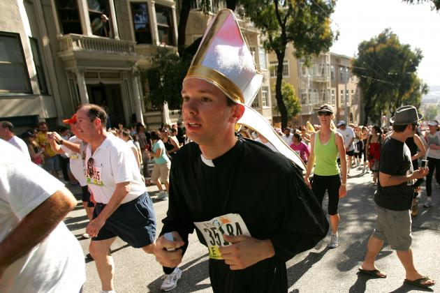 Bay to Breakers 2013: Highlighting Top Runners from Sunday's Race