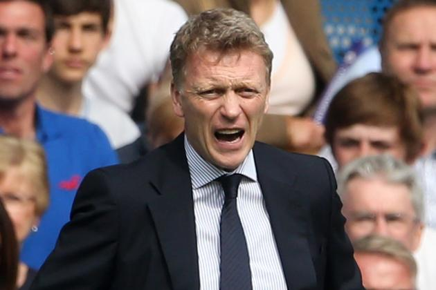 Defeat Doesn't Dampen Moyes' Pride