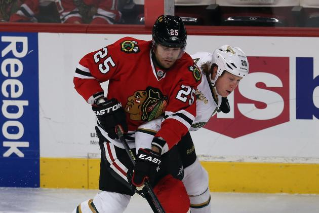 Stalberg Likely Returning in Game 3