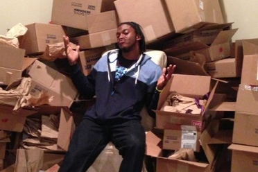 Fans Have Bought Robert Griffin III a Room Full of Wedding Gifts