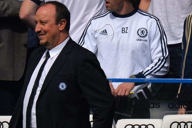 Rafael Benitez Signs off by Clinching Third Place for the Blues
