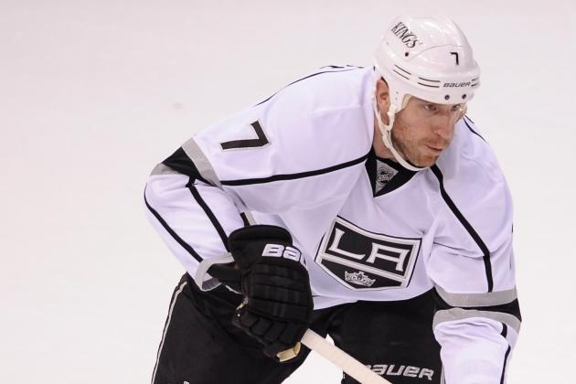 Couture's First OT Playoff Goal Beats Kings