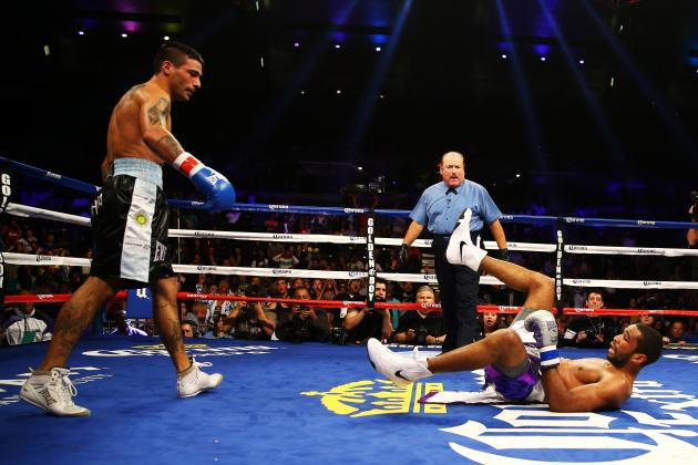 Lucas Matthysse Justified Manny Pacquiao Comparisons in Saturday's Dominant Win
