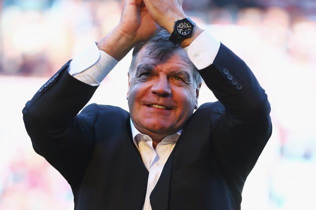 Allardyce Feels That His Side Have Had a Very Good Season
