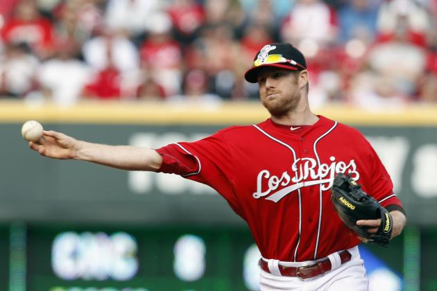 Zack Cozart Scratched with Illness