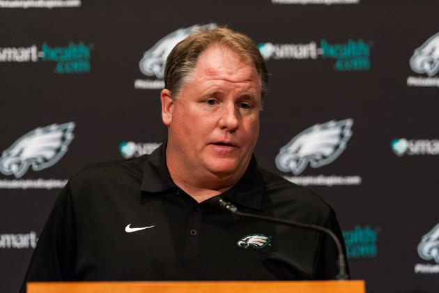 Kelly Strives for More Efficiency in Eagles Practices