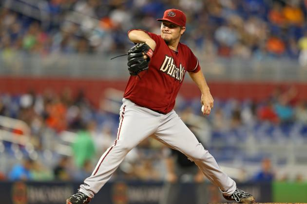 D-Backs Fall to Marlins 2-1