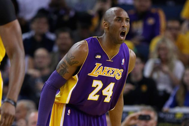 Kobe Bryant Uses Facebook to Hint at Major Announcement
