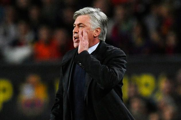Ancelotti Requests PSG Release