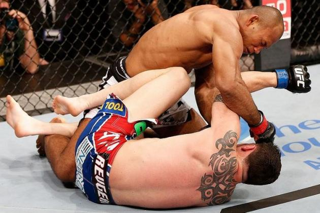Ronaldo 'Jacare' Souza vs. Chris Camozzi: Full-Fight Technical Breakdown