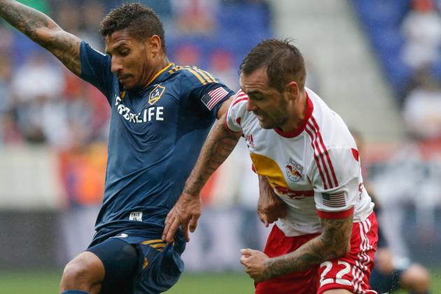 New York Red Bulls vs LA Galaxy 05-19-2013 - Recap
