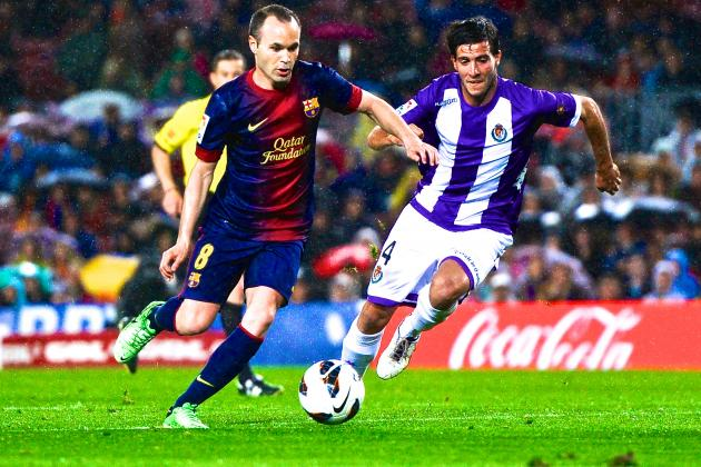 Barcelona vs. Real Valladolid: Score, Grades and Post-Match Reaction