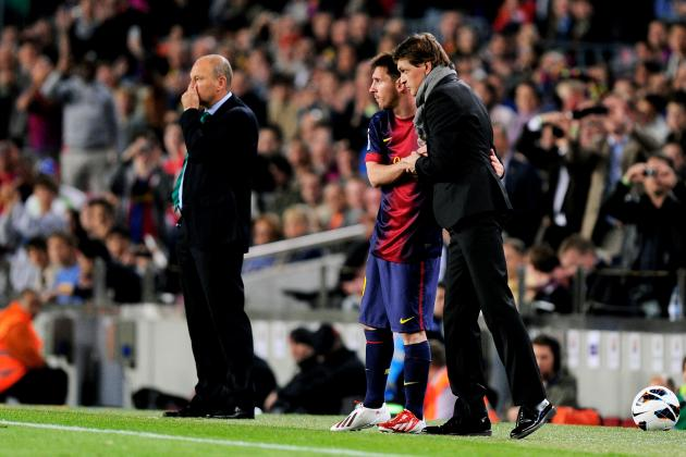 Vilanova's Reluctance to Shuffle in Valladolid Win a Sign of the Summer to Come?