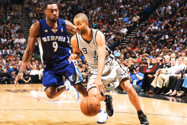 Grizzlies vs. Spurs Game 1: Live Score, Highlights and Analysis