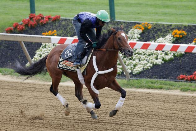 Preakness 2013: Goldencents' Poor Showing Proves Derby Finish No Fluke