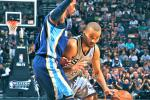 Spurs Rout Grizzlies to Take 1-0 Lead