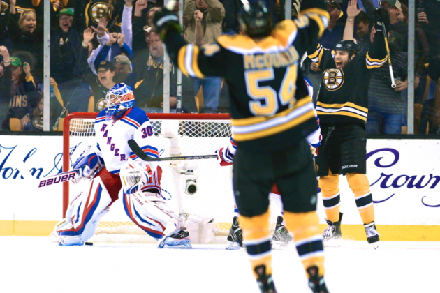 Rangers vs. Bruins Game 2: Score, Twitter Reaction and Analysis