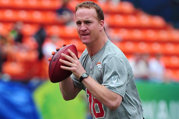 Manning's Contract Doesn't Change, League's Treatment of It Does