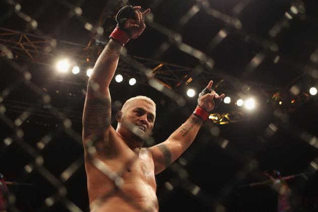 Mark Hunt Receives Visa to Travel, Fight with Dos Santos on at UFC 160