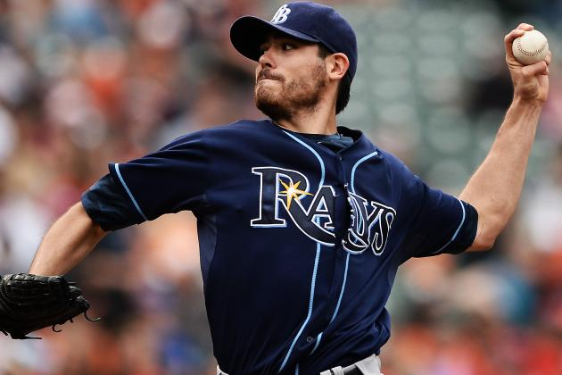 Moore Improves to 8-0 as Rays Sweep O's