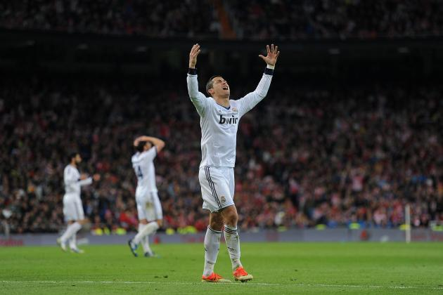 Real Madrid vs. Atletico Madrid: Breaking Down Cristiano Ronaldo's Performance