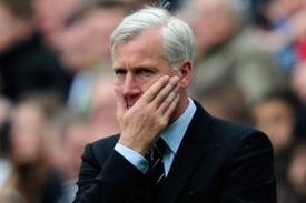 Pardew 'Confident' on Newcastle Role