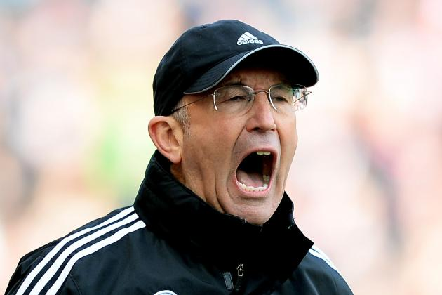 Pulis Personified in What Could Be His Last Game
