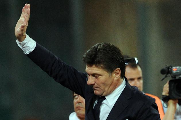 Napoli Manager Mazzarri Quits