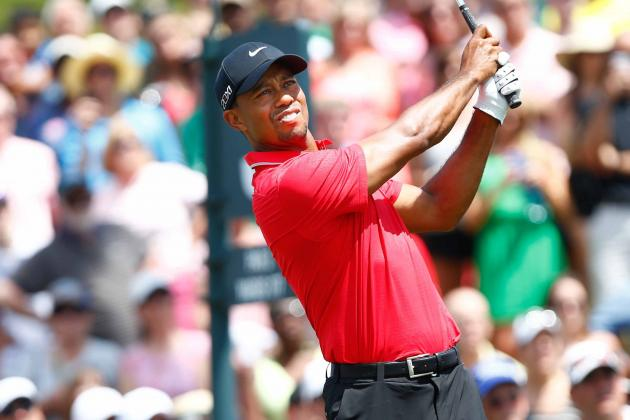 How Tiger Woods Must Improve Leading Up to 2013 US Open