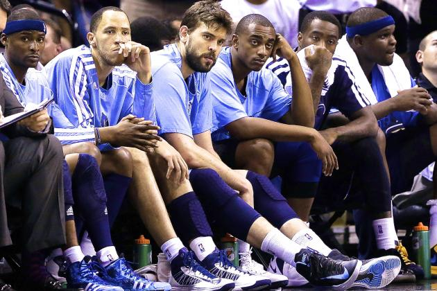 Don't Count Out Memphis Grizzlies After Game 1 Flop