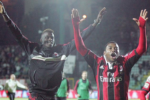 Dramatic Late Show Seals Champions League Spot for Milan: ESPN FC