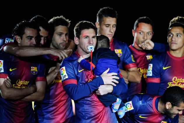 Lionel Messi and Barcelona Have a Chance to Make History in La Liga
