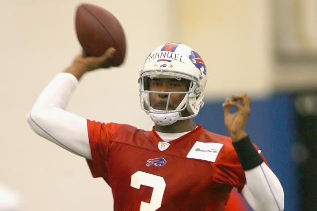 EJ Manuel: Bills' Offense Easier to Grasp Than Florida State's