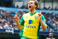 Norwich's Jonny Howson Leaves Manchester City Pining for Mancini