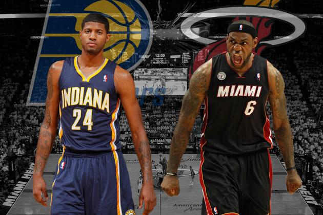 Indiana Pacers vs. Miami Heat: Eastern Conference Finals Preview