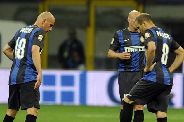 A Fitting End to a Dismal Season for Inter Milan