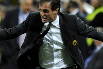 Allegri: Milan Will Decide My Future