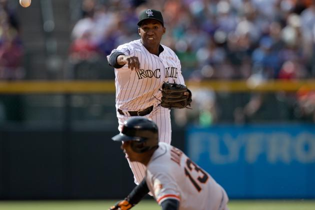 Rockies Earn Rare Series Win Against Giants